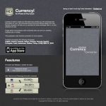 Currency App para iPhone