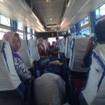 Autobús en Belopa (Indonesia)