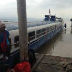 Barco desde Indonesia a Malasia