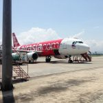 Mi avión destino Manila
