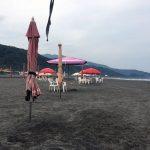 La playa cercana a Toucheng