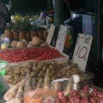 En el mercado: frutas