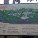 Mapa del complejo del Museo Nacional del Palacio