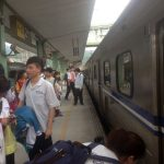 El tren de Toucheng a Keelung