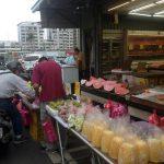 Puesto en el mercado