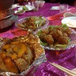 Otro plato de arroz y setas