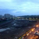 Amanece en Kaohsiung