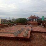 Recorriendo la muralla de Hengchun