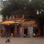 Un pequeño templo en Hengchun