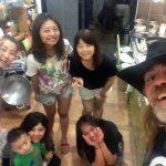 En la cocina con Sandra y las amigas