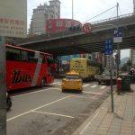 Calles de Kaohsiung