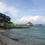 la última historia en Filipinas: Moalboal